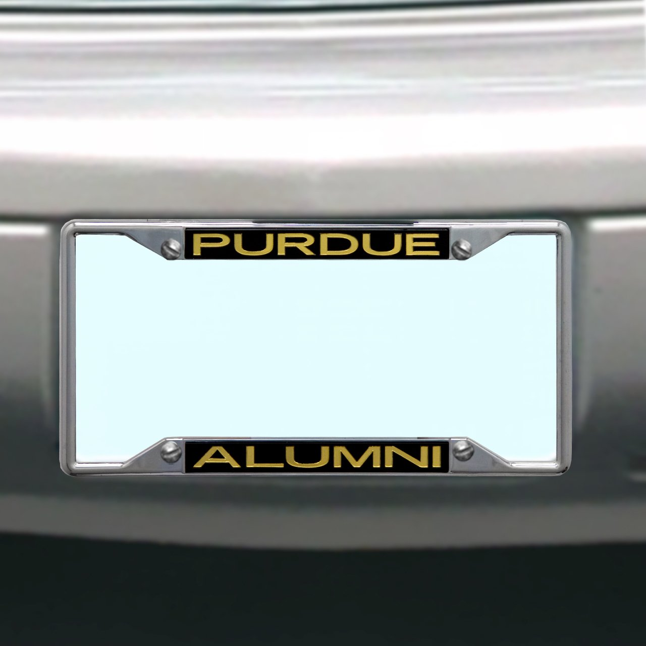 Amazon.com : NCAA Purdue Boilermakers License Plate Frame Alumni ...