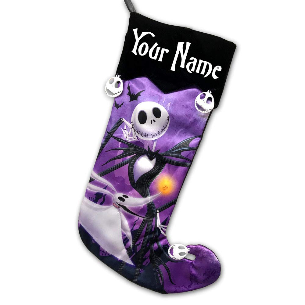 Amazon.com: Personalized Officially Licensed Disney Tim Burton\'s The ...