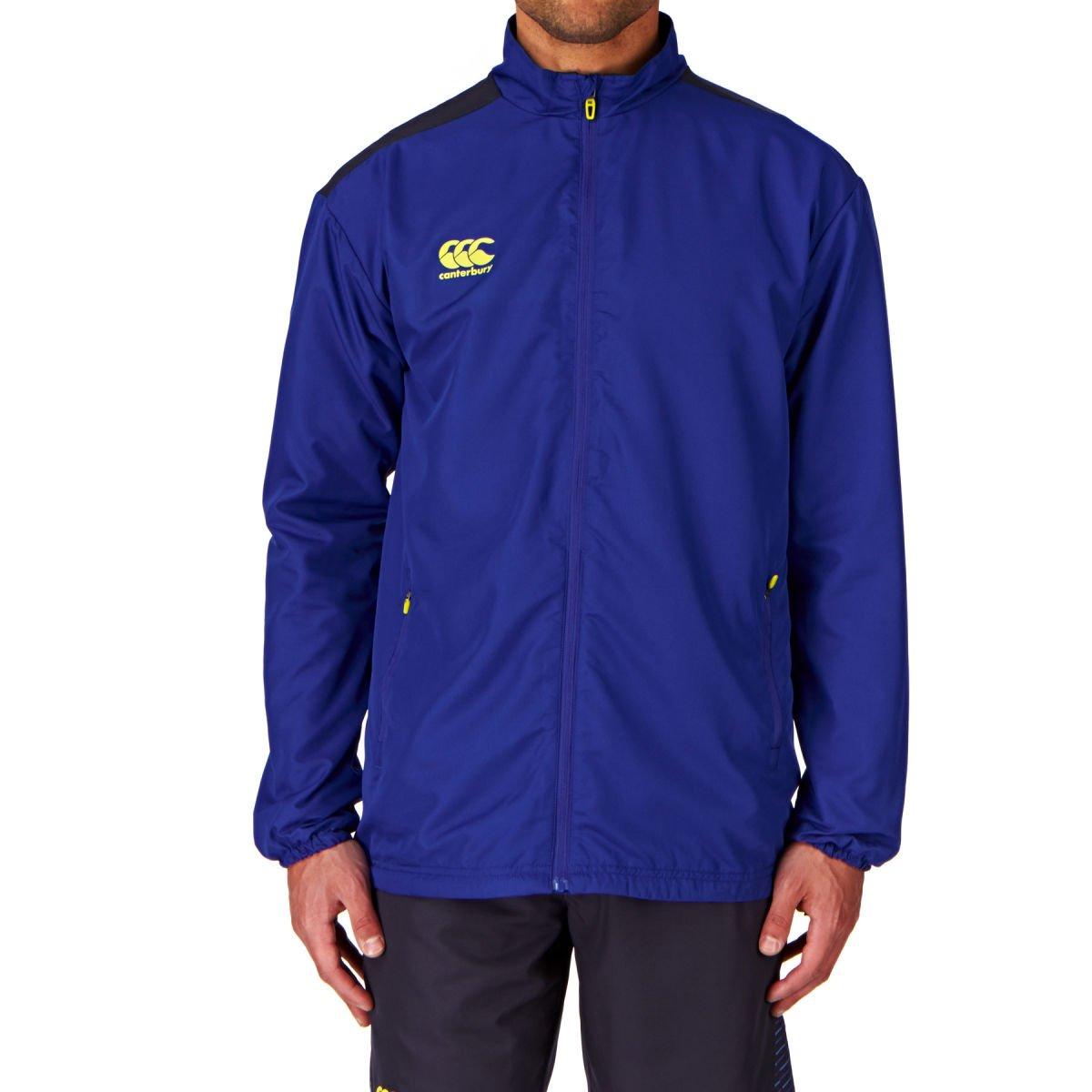 Canterbury Mercury TCR Track Jacket, Mazarine Blue E583276-T39 21/6-1