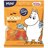2 Bags x 80g of Fazer Moomin - Fruit - Natural Flavours - Wine Gums - Shaped - Candies - Sweets