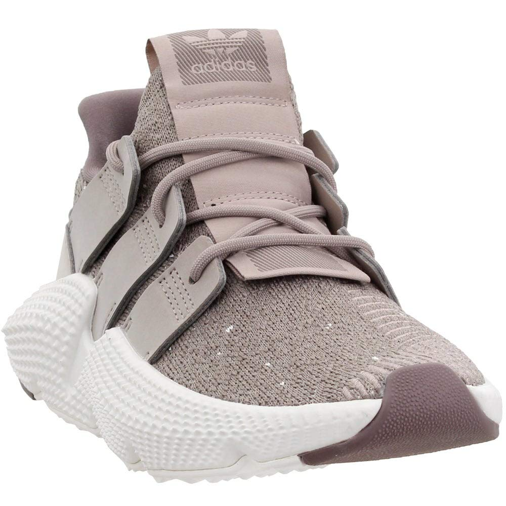 adidas Boys Prophere Junior Casual Sneakers, Taupe, 7