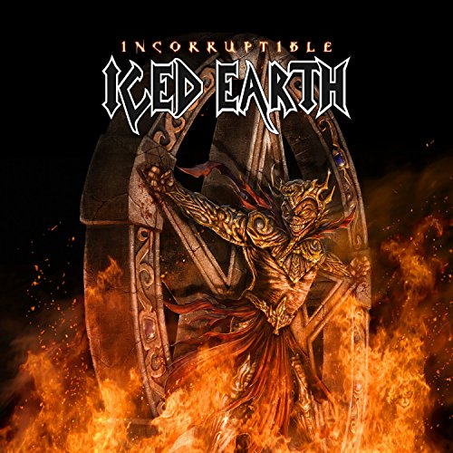 Iced Earth - Incorruptible - CD - FLAC - 2017 - RiBS Download