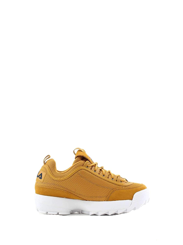 Fila, Sneaker Donna Oro Gold IT Marke Größe, Oro (Gold