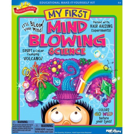Price comparison product image Scientific Explorer My First Mind Blowing Science Kit WLM