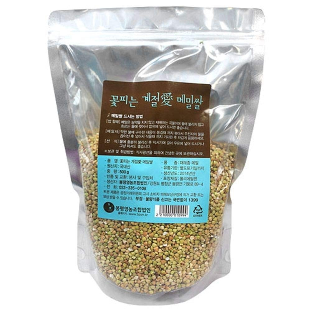 Dure Buckwheat Rice 500g Product of Korea