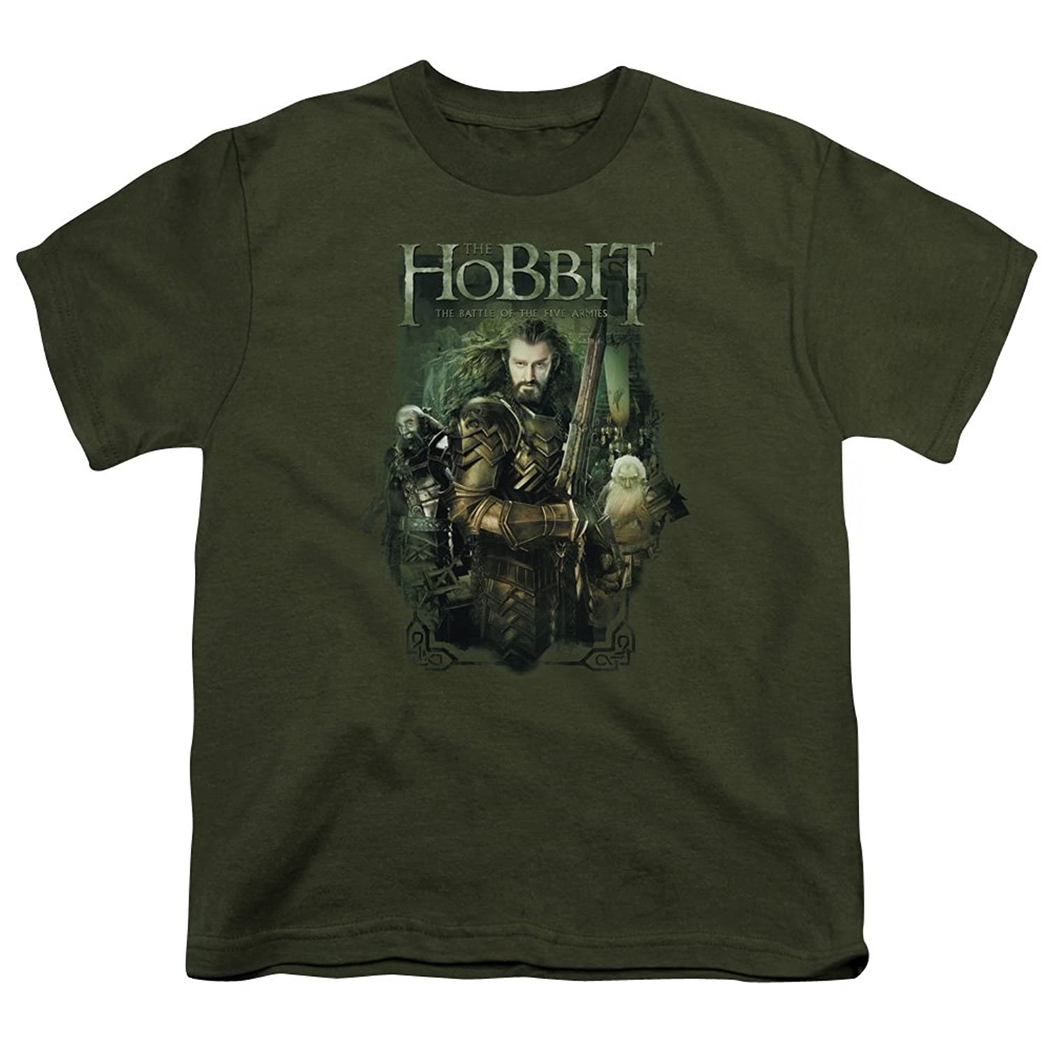 Hobbit - Youth Thorin And Company T-Shirt