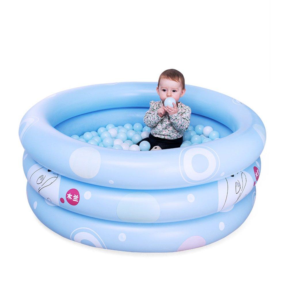 Baby Schwimmbad/Babywanne/Home Neugeborenen Wanne/Aufblasbares Kinderspielzeug/Marine Kugeln Pool-B