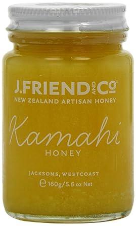 J. amigo y Co – Kamahi Miel – 160 g: Amazon.com: Grocery ...
