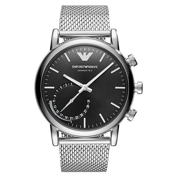 Emporio Armani Reloj de Bolsillo Cronógrafo de Cuarzo ART3007