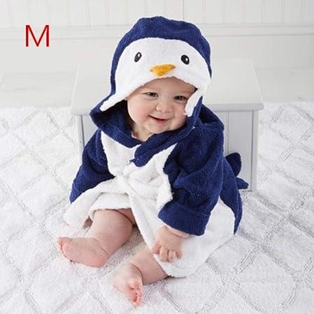 YIIVAN Toalla para bebé Toalla con Capucha de algodón Forma Animal Albornoz para bebé Toalla para niños Toallas para bebés Cosas para bebés, 26: Amazon.es: Hogar