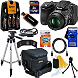 Nikon Coolpix L830 16 MP Digital Camera Bundle with Accessory Kit (12 Items)