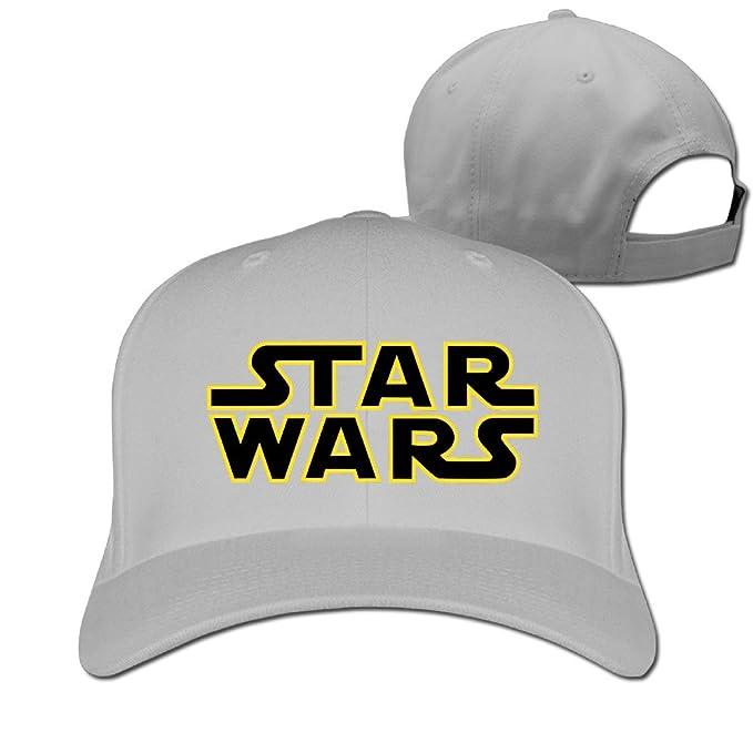 7d1ce12d1d0 Star Wars George Lucas Fitted Hats Plain Baseball Cap  Amazon.ca ...