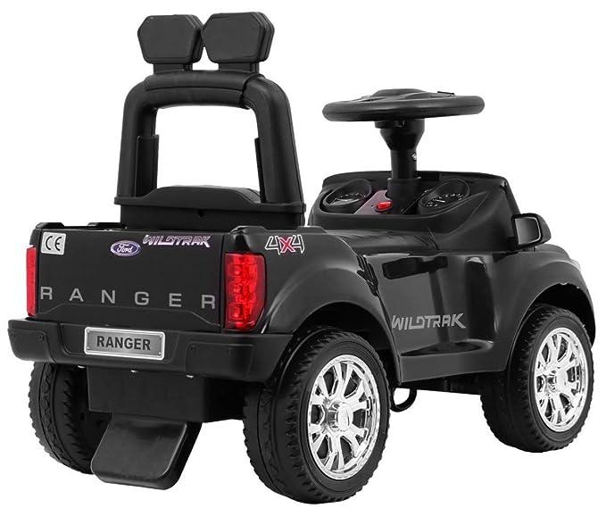 e5e537eb9bf6 BSD Véhicule Auto Enfant Trotteur Porteur - Ford Ranger - Noir  Amazon.fr   Jeux et Jouets