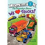 The Berenstain Bears: We Love Trucks! (I Can Read Level 1)