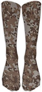UFHRREEUR Compression Socks for Women & Men - Us Army USMC Camo