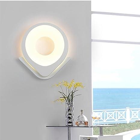 Lámpara de pared Met Love LED Dormitorio Comedor Pequeñas ...