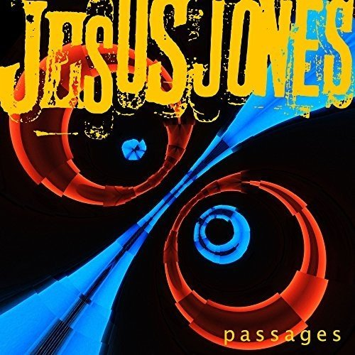Vinilo : Jesus Jones - Passages (United Kingdom - Import)