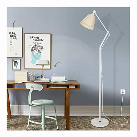 Lámparas de pie Lámpara de pie Dimming LED Salón Lámpara de ...