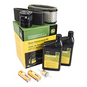John Deere Original Equipment Filter Kit #LG250