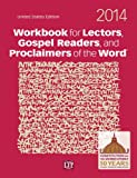 img - for Workbook for Lectors, Gospel Readers, and Proclaimers of the Word 2014, USA book / textbook / text book