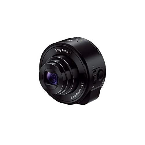 Sony QX100 Lens Style Camera For Smartphones And: Amazon