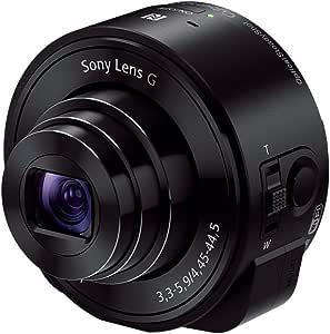 Sony DSC-QX10/B Smartphone Attachable 4.45-44.5mm Lens-Style Camera