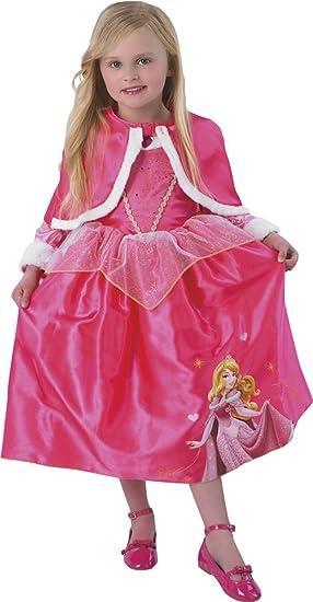 Princesas Disney - Disfraz de Bella Durmiente de Invierno para ...
