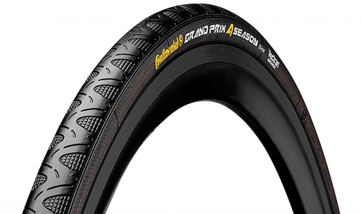 Continental(コンチネンタル) GrandPrix 4-Season Black Edition(グランプリ 4シーズン ブラックエディション) 700×25C ロード用クリンチャータイヤ B01MQJLOKW