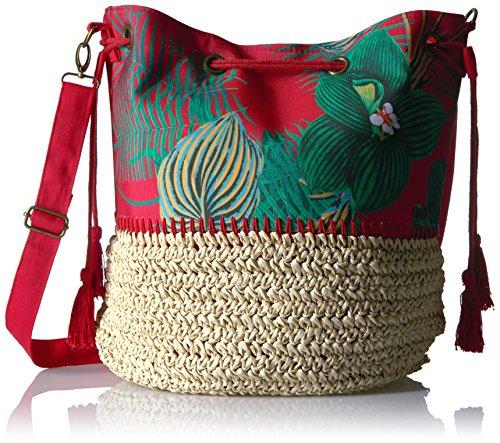 Roxy Native to Cuba Shoulder Handbag, Salsa Havana Flower