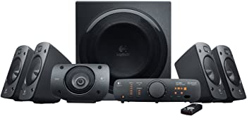 Logitech Z906 5.1-Channel 500-W Surround Sound Speaker System