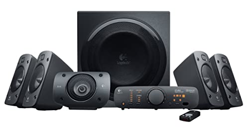 Logitech Z906 5.1 Channel Gaming Speakers