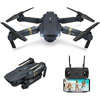 EACHINE Drone Pliable E58 Drone avec caméra 2.0MP HD Drone x Pro