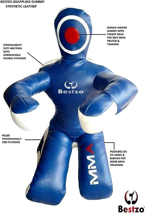 Brazilian jiu jitsu grappling dummy drills striking training gym boxing MMA judo