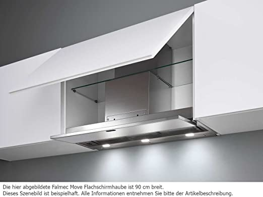 Falmec MOVE - Campana extractora (60 cm), color blanco: Amazon.es: Grandes electrodomésticos