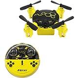 FQ777 Mini Pocket Drone with 0.3MP Camera Headless Mode RC Quadcopter RTF
