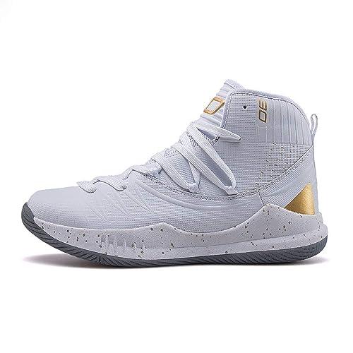 Zapatillas de Baloncesto para Hombre de Alta Resistencia al ...