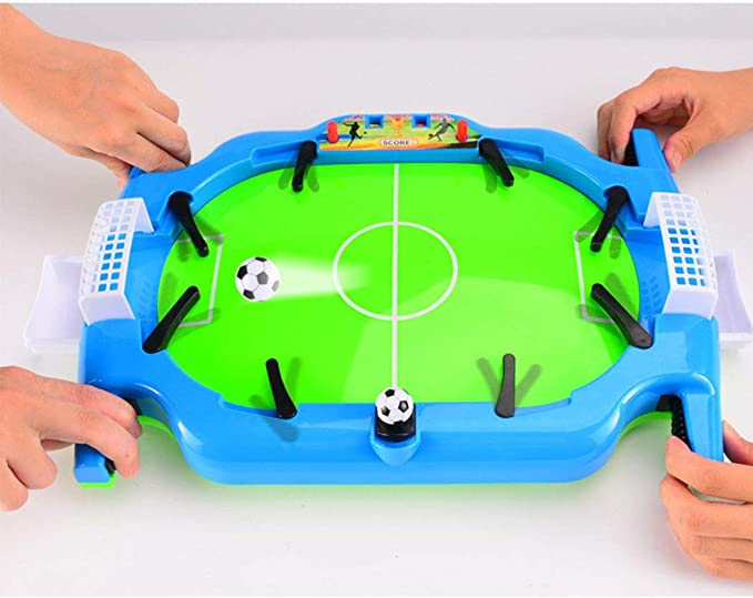 Joyibay Table Soccer Game Creativo Juguete De Futbolín Juego De ...