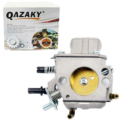 QAZAKY Replacement for Carburetor Stihl 044 046 MS440 MS460 Chainsaw HD-14B  HD-15-B HD-15C HD-16B HD-16D HD-17C HD-17A HD-17-A HD-24C 1128-120-0625