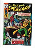 "AMAZING SPIDER-MAN #83 [1970 VG-] ""THE COMING OF...THE SCHEMER"""