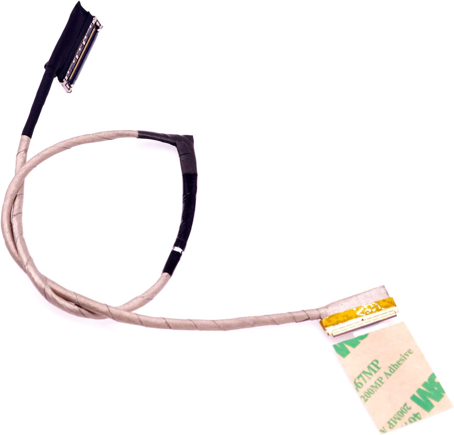 Zahara Laptop LCD LED Screen Cable Replacement for Sony Vaio SVF142C29M SVF142C29U SVF14213CXW SVF142C29U SVF142A23T SVF142A24T DD0HK8LC010