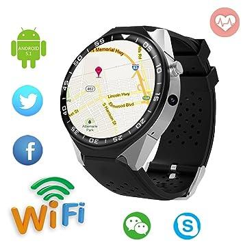 Reloj Inteligente Btruely Herren Bluetooth Ver4.0+WIFI+GPRS/ Android