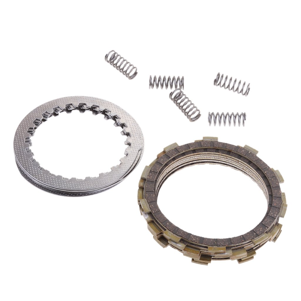 MagiDeal Clutch Kit With Heavy Duty Springs for YAMAHA BLASTER 200 1988-2006
