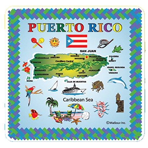 Tile Puerto Rico Souvenir 6