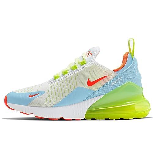 | Nike Air Max 270 (gs) Big Kids Cj9940 400 | Running