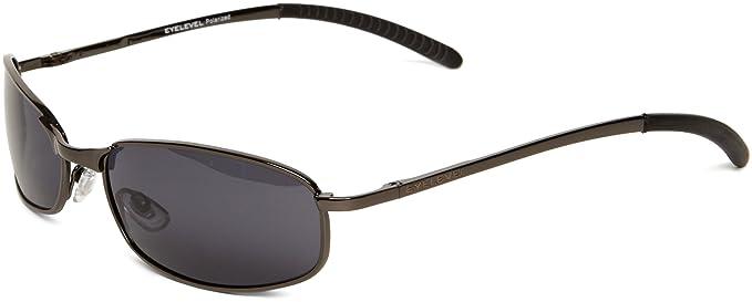 Eyelevel Ferrara 1 - Gafas de sol polarizadas unisex, color gris, talla única