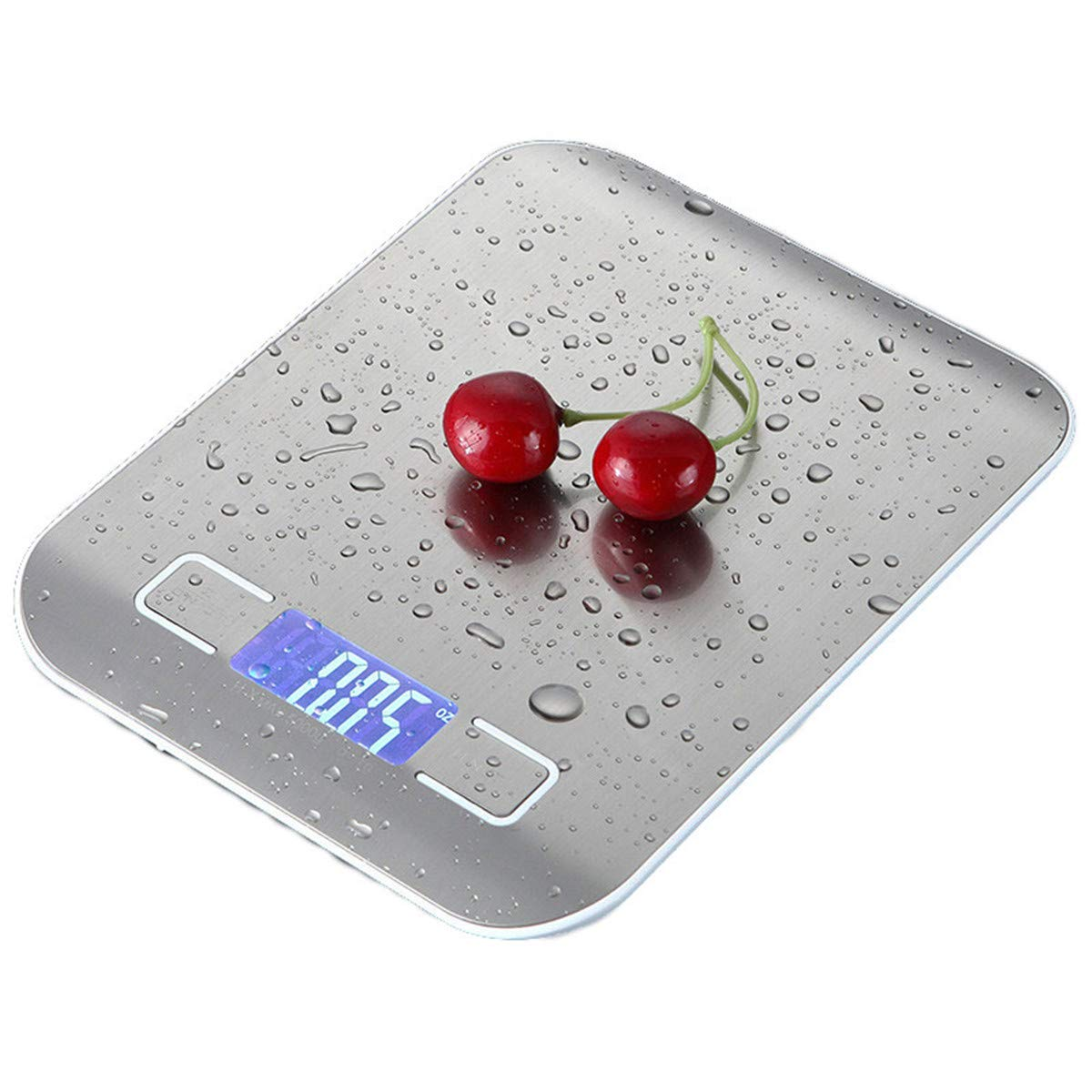TXY 1g/10kg Household Kitchen Scale Electronic Food Scales Diet Scales Measuring Tool Slim LCD Digital Electronic Weighing Scale