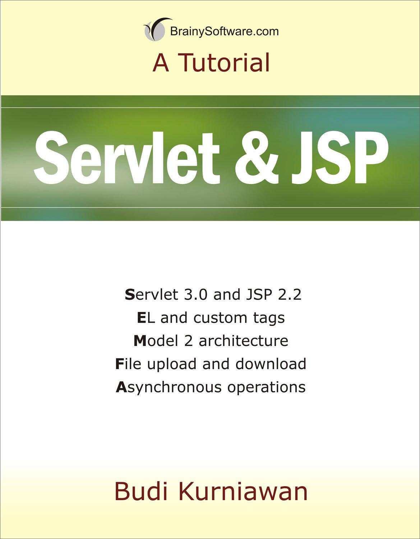 Servlet jsp tutorial amazon budi kurniawan books baditri Images