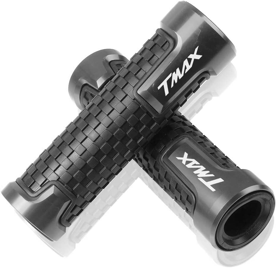 Tmax 7//8 22mm Motorrad Lenker Anti Rutsch Griffe F/ür Yamaha TMAX500 TMAX530 SX DX 2014 2015 2016 2017 2018-Gold