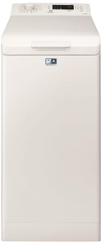 Electrolux EWT1264IKW Independiente Carga superior 6kg 1200RPM A+++ Blanco - Lavadora (Independiente, Carga superior, Blanco, Botones, Tocar, Arriba, ...