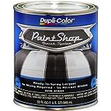 Dupli-Color BSP200 Jet Black Paint Shop Finish System - 32 oz, Single